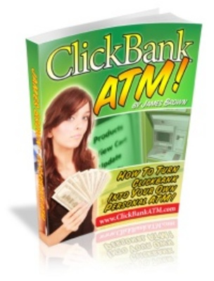 Product picture Clickbank ATM - Make money with Clickbank